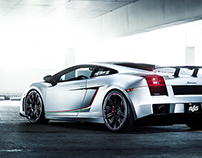 Lamborghini Gallardo Photoshoot