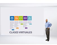 Diseño de plataforma e-learning para UNCAUS