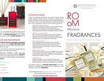 Diseño Editorial - Folleto para producto