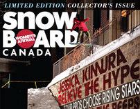 Snowboard Canada Women's Annual