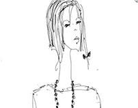 pianist (sketch)