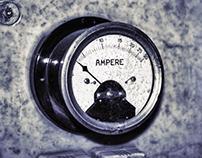 Logotype of company AMPER DESIGN