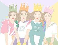 Red Velvet ★ Happiness