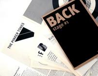 Back stage Fanzine