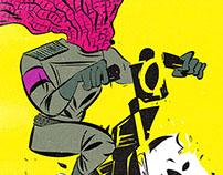 Splatter Brain Rider