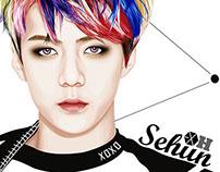 XOXO ✖ Oh Sehun