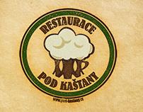 Pub Pod Kaštany Logo