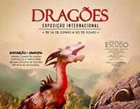 Motion Graphics: Exposições Dragões