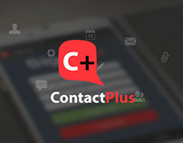Contact Plus Application Design