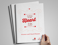 Heart Foundation – Women and Heart Disease