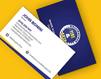 Wallingford Tire & Auto : Business Card