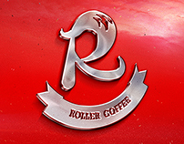 Roller Coffee logo