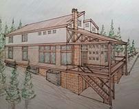 Mountain House-Colorado