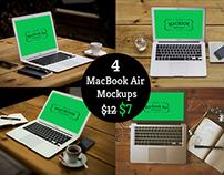 Mockup Bundle Macbook Air 40% Off