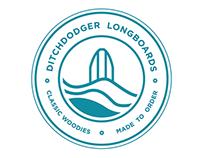 DITCHDODGER LONGBOARD LOGO