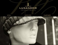 LUXANDOR Website