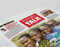Straight Talk News Papers - 2012