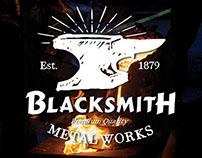 Blacksmith badge
