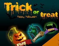 Game Design - Trick or treat