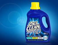 OXI CLEAN HD