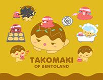 TAKOMAKI of BentoLand