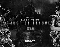 Zack Snyder's Justice League Poster Design