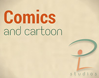 Cartoon and comics