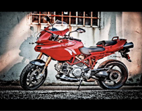DUCATI- Animated Stills