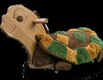 ride on toy - turtle Suelita