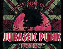 Music Punk Poster Flyer Template