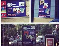 Comedians Campaign