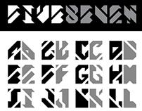 5IVE-SE7EN: Type Design