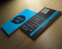 Personal Business Card - RA68
