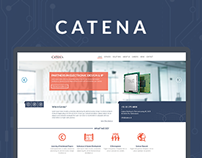 Catena Corporate Website