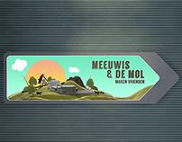 Meeuwis & De Mol - Holland Centraal ( RTL Ident )