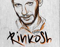 Portrait for dj Rinkosh