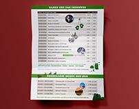 Folder + brochure De Scheldevallei
