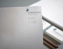 Formhoch - Corporate Design