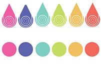 The Dye House Branding