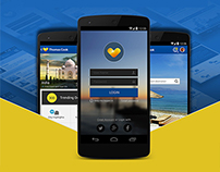 """Thomas Cook"" Mobile App"