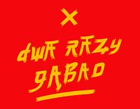 DWA RAZY GOMBAO POSTER