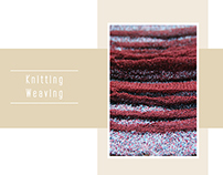 Knitting & Weaving