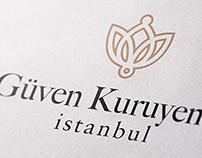 Güven Kuruyemiş - Logo Design