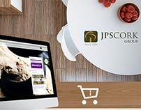 JPS CORK GROUP Website