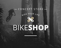 BIKE SHOP Concept
