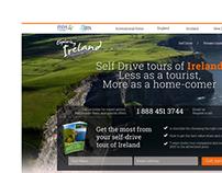 Exploring Ireland Website