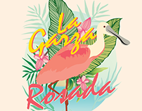 Garza Rosada