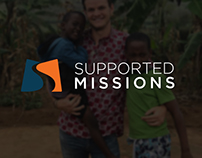 Supported Missions Logo/Brand Identity