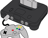 Console Illustrations