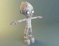 Characters Design (in Progress)